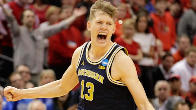 There are a couple of numbers behind Michigan's 2016-17 season that really do qualify as March Madness.
