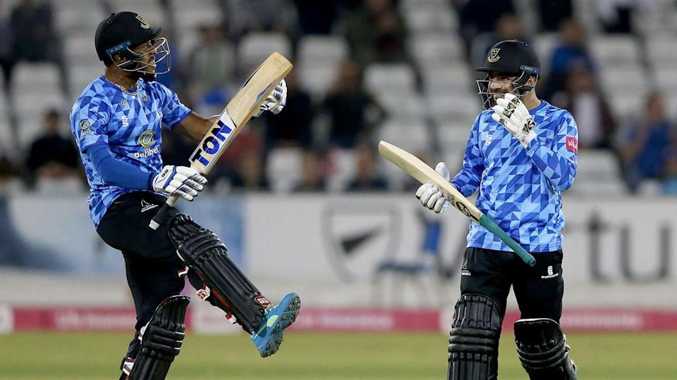Rashid Khan bags victory for Sussex in T20 Blast 2021