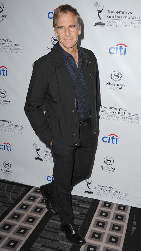 Scott Bakula arrives at the Academy Of Television Arts & Sciences' Performers Peer Group Cocktail Reception to celebrate the 65th Primetime Emmy Awards at Sheraton Universal on August 19, 2013 in Universal City, California.