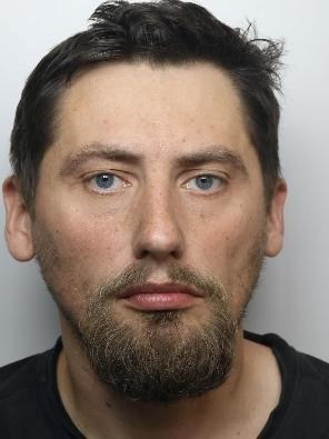 """Prezemyslaw Zbigniew Szuba. See SWNS story SWLEsmart. A lorry driver who hit and killed two men on a smart motorway has been jailed for ten months. Prezemyslaw Zbigniew Szuba, 40, ploughed his 18 tonne HGV into Jason Mercer, 44, and Alexandru Murgeanu, 22, on the M1 in Sheffield on June 7 last year. The court heard the victims had pulled into the slow lane and exited their vehicles in order to exchange details after having a """"minor collision""""."""