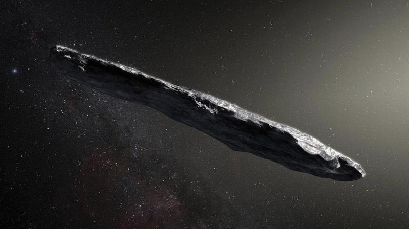 Weird Traveling Space Boulder Could Be Alien Ship, Say Harvard Scientists