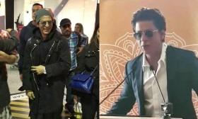 Despite chaos, Shah Rukh Khan steps out of his car to fulfill fan's selfie wish