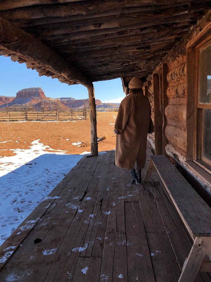 Hello Ghost Ranch! So beautiful to meet you.