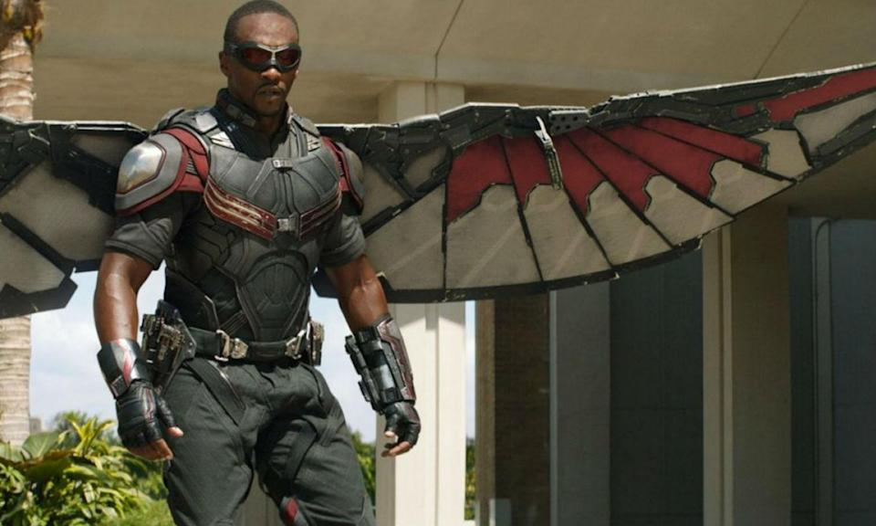 <p><span><strong>Played by:</strong> Anthony Mackie</span><br><strong>Last appearance: </strong><i><span>Captain America: Civil War</span></i><br><span><strong>What's he up to?</strong> Sam was among the prisoners of the Raft who were freed by Captain America. He went underground with Steve and later teamed up with Natasha to combat some Syrian terrorists trying to get their hands on Chitauri weapons.</span> </p>