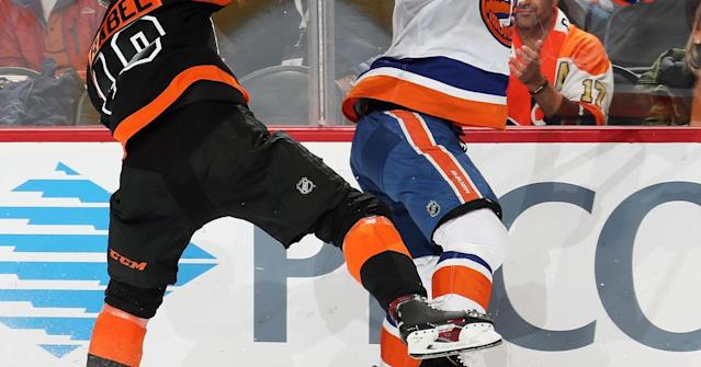 You thought the Flyers were good? Oh, honey...