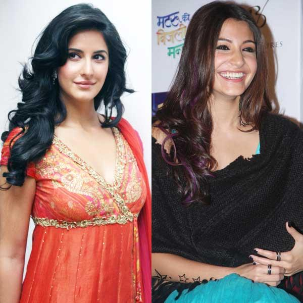 Pretty faces, toned figures, intoxicating eyes and bright smiles! Katrina Kaif and Anushka Sharma looked their gorgeous best in Jab Tak Hai Jaan.
