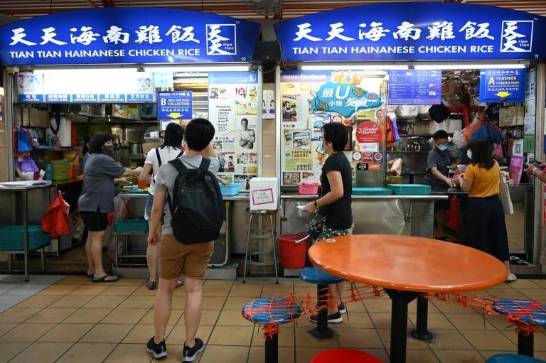 Hawker centres are full of stalls selling a variety of dishes at a cheap price; some are even Michelin-starred