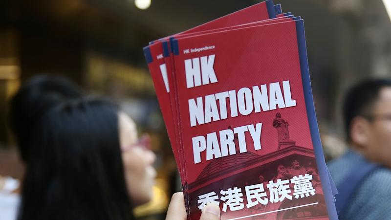 Hong Kong separatist party will focus on city leader Carrie Lam's anti-independence comments in bid to beat proposed ban