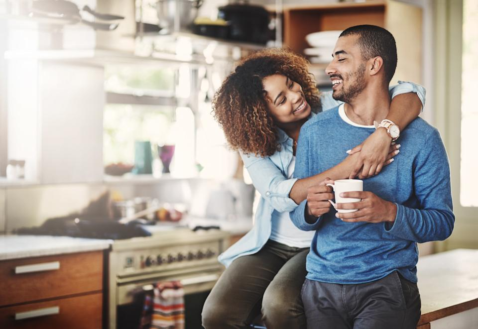 The study looked at the lives in 2,000 UK couples. (Getty Images)