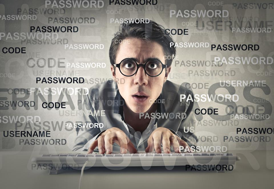 If a hacker cracks your password,  your entire identity can be compromised in an instant. (Photo: Getty)