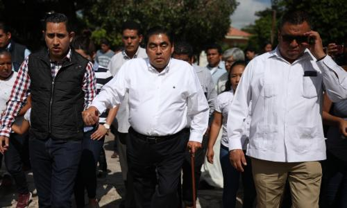 Mexican governor prompts outrage with claim poor are immune to coronavirus
