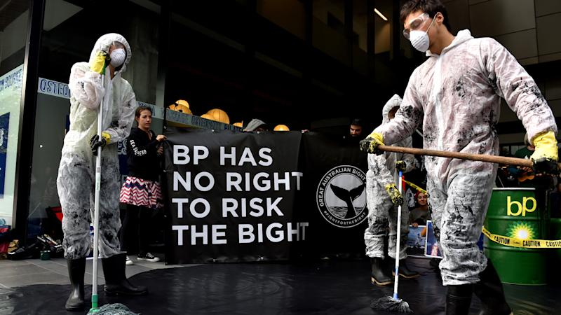 Group urges BP to clarify Bight plans