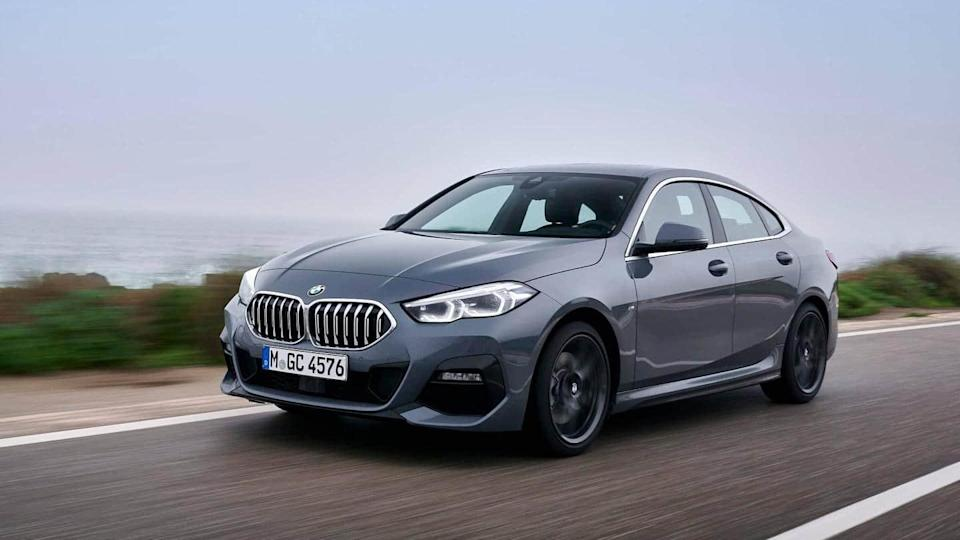 BMW 220i Sport launched in India at Rs. 38 lakh