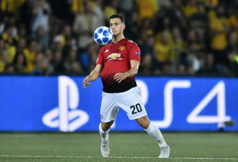 Portuguese full-back Diogo Dalot impressed on his Manchester United debut