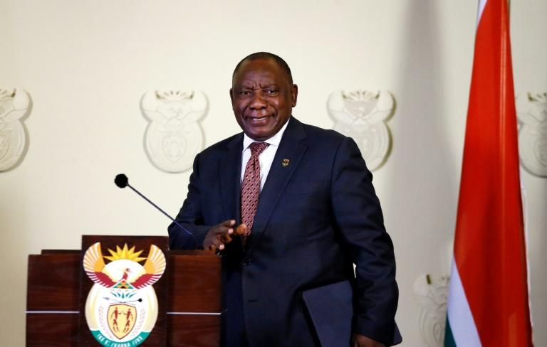 """The findings are wrong in law, are irrational and, in some instances, exceed the scope of the powers of the Public Protector,"" Ramaphosa  said"