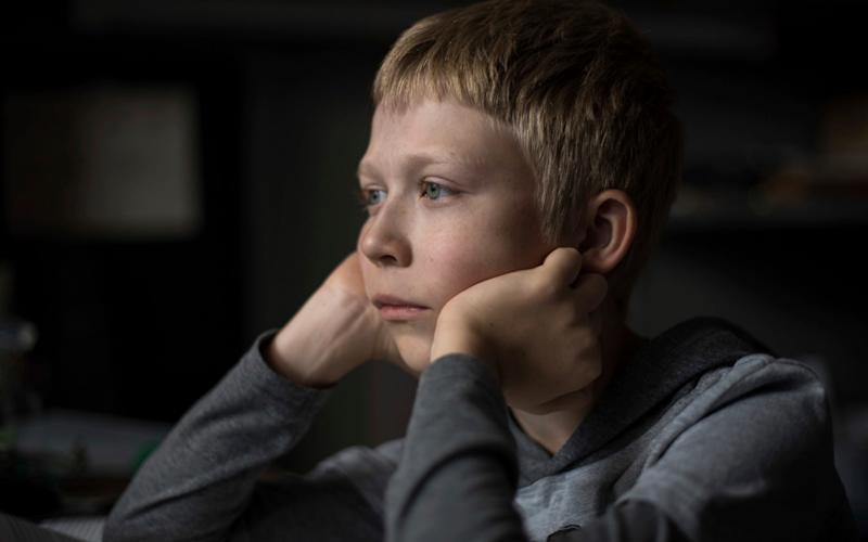 A shot from Loveless, director Andrei Zvyagintsev's Oscar-nominated film about a boy who goes missing amid his parents' divorce - Sony Pictures Classics