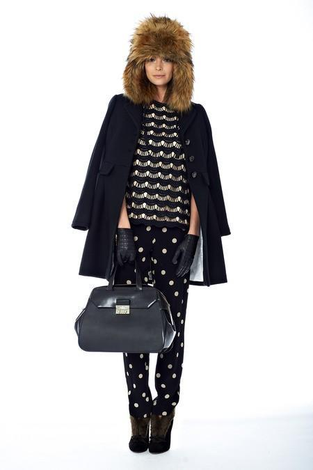 Kate Spade's fall/winter 2014 collection