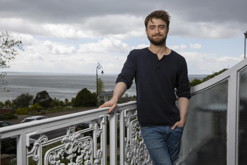 Daniel Radcliffe delves into his family history on Who Do You Think You Are? (Credit: BBC/Wall to Wall Media Ltd/Stephen Perry)