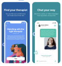 """<p>Look, sometimes you really just need a therapist to text at 2 a.m. when everyone in your group chat is sleeping. And Talkspace does this<strong>.</strong> You'll get matched with a licensed therapist in your area and, for a monthly subscription, you can talk to them whenever and wherever you want. No need to try to squeeze therapy into your v tight schedule anymore—it's always avail!</p><p><a class=""""link rapid-noclick-resp"""" href=""""https://apps.apple.com/us/app/talkspace-online-therapy/id661829386"""" rel=""""nofollow noopener"""" target=""""_blank"""" data-ylk=""""slk:DOWNLOAD NOW FROM THE APP STORE"""">DOWNLOAD NOW FROM THE APP STORE</a></p><p><a class=""""link rapid-noclick-resp"""" href=""""https://play.google.com/store/apps/details?id=com.talkspace.talkspaceapp&hl=en_US&gl=US"""" rel=""""nofollow noopener"""" target=""""_blank"""" data-ylk=""""slk:DOWNLOAD NOW FROM GOOGLE PLAY"""">DOWNLOAD NOW FROM GOOGLE PLAY</a></p>"""