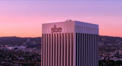 sbe corporate office – Los Angeles, California