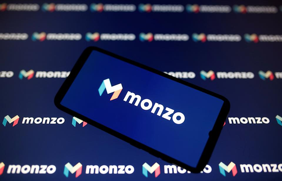 "The bulk of Monzo's business comes from customers spending money on its iconic ""hot coral"" cards. Photo: Reuters"