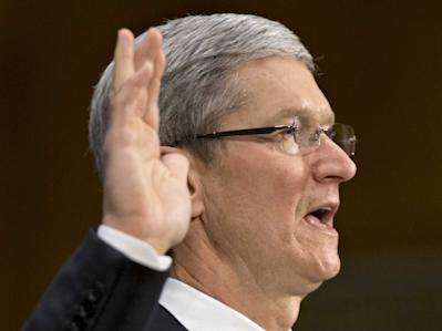 tim cook congress testify apple