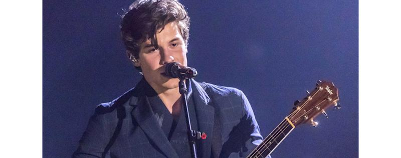 Shawn Mendes, 19 ans, triomphe aux MTV Europe Music Awards