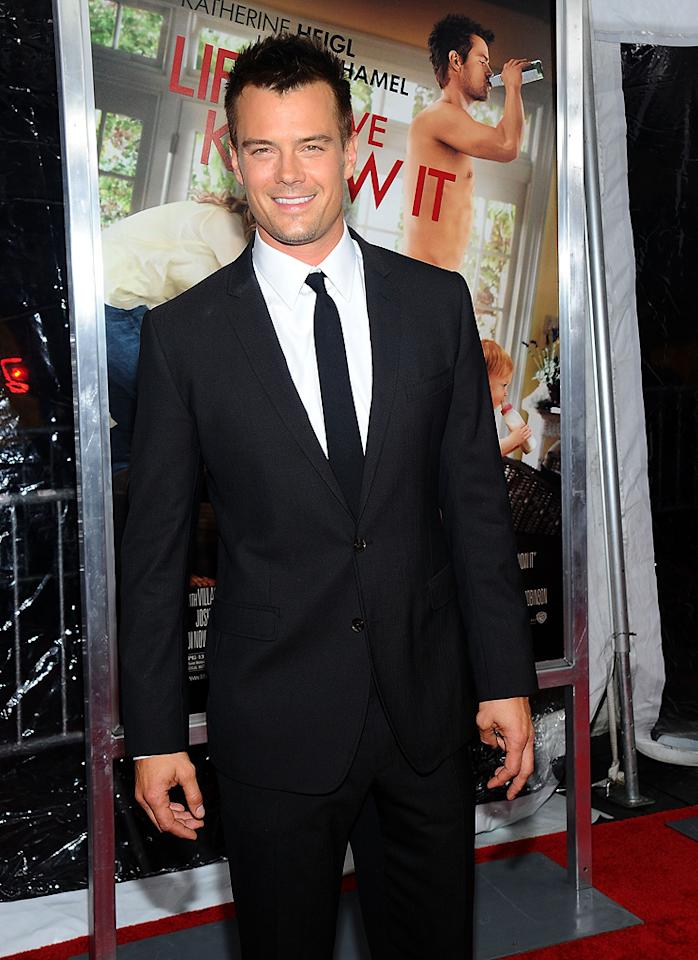 "<a href=""http://movies.yahoo.com/movie/contributor/1804581818"">Josh Duhamel</a> at the New York City premiere of <a href=""http://movies.yahoo.com/movie/1810126237/info"">Life as We Know It</a> on September 30, 2010."