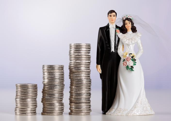 For one couple, paying off one person's student loans had unforeseen benefits. (Photo: amphotora via Getty Images)
