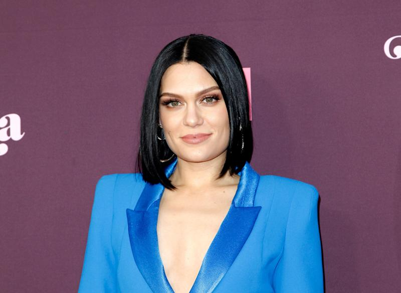 Jessie J. Image via Getty Images.