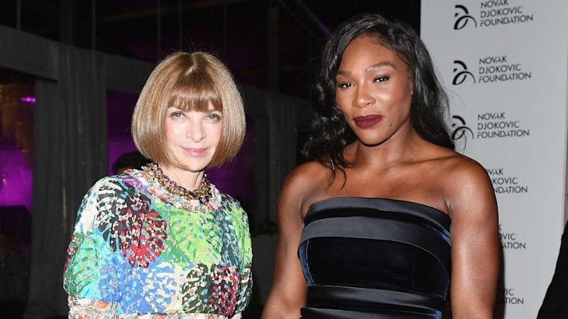 Serena Williams Says She 'Felt Like a Princess' on Wedding Day Thanks to Anna Wintour's Dress Advice