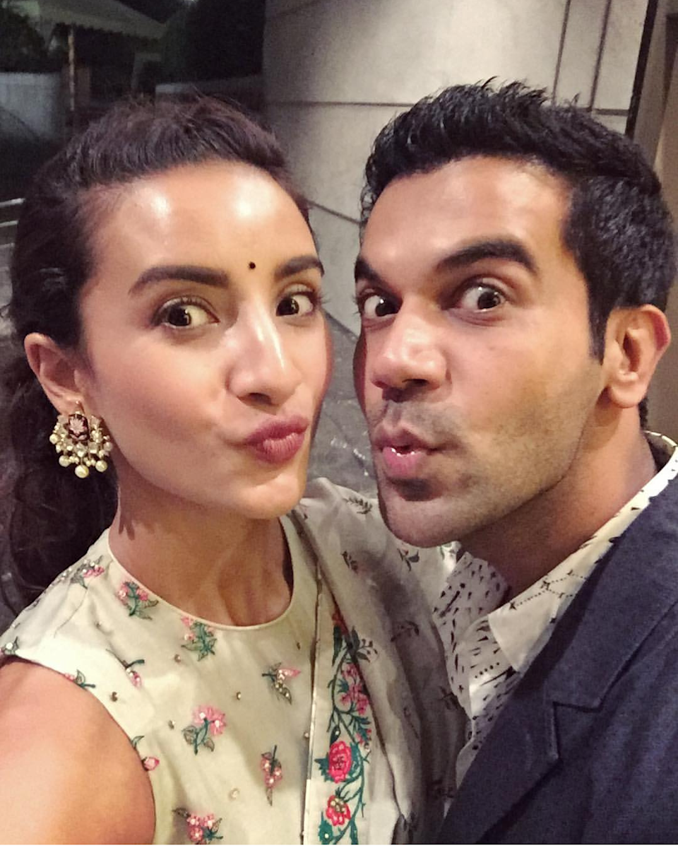 <p>Is this even legal to look this attractive? The couple posed for a candid click and compliment every bit of each other. We cannot wait to get a similar one clicked with our better half. What a delight! They make our eyes very happy. </p>