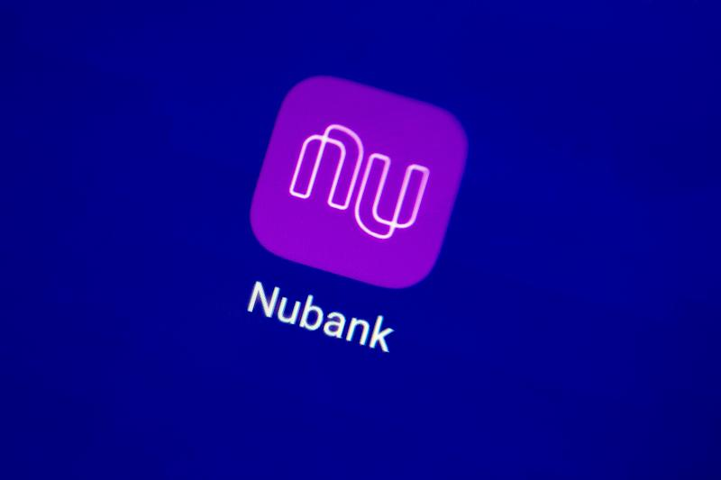 Nubank fora do ar. (Foto: Rafael Henrique/SOPA Images/LightRocket via Getty Images)