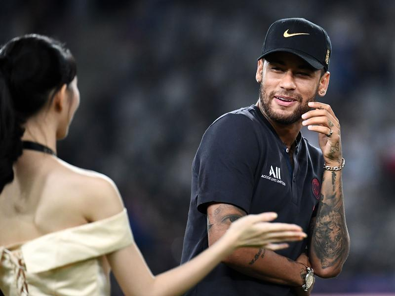 Et on reparle de Neymar… au Real Madrid