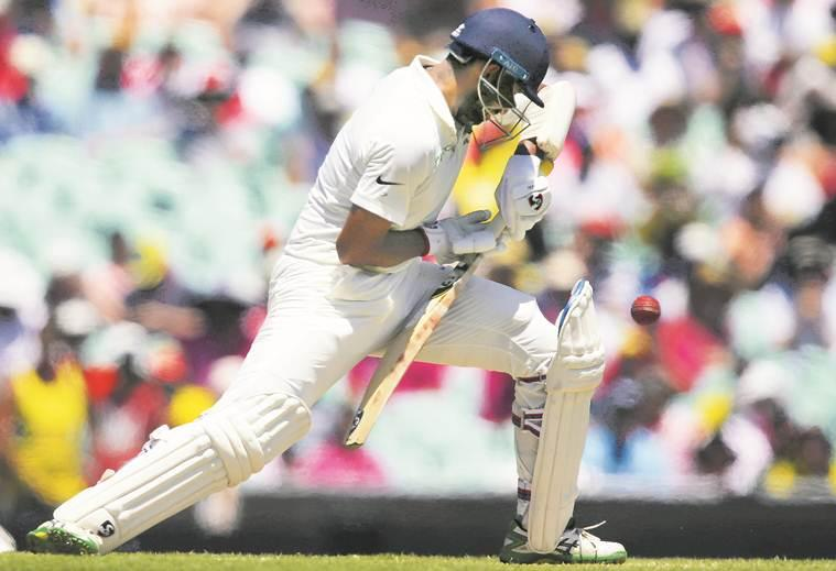 cheteshwar pujara, india vs australia, cheteshwar pujara hundres, cheteshwar pujara batting, ind vs aus test series, cricket news, sports news, indian express