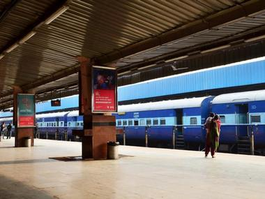 Indian Railways planning to install 12 lakh CCTV cameras at 8,500 railway stations across India