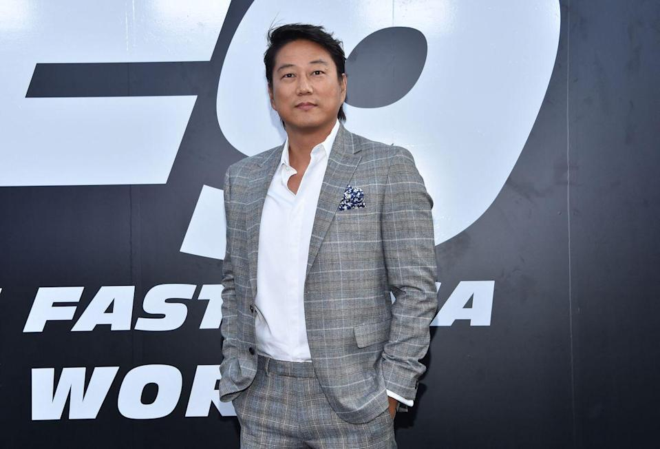 """<p>Sung Kang appeared in five of the <em>Fast and Furious </em>sequels. Thanks to the fan-lead Twitter campaign <a href=""""https://variety.com/2021/film/news/sung-kang-justiceforhan-f9-1235003919/"""" rel=""""nofollow noopener"""" target=""""_blank"""" data-ylk=""""slk:#JusticeforHan"""" class=""""link rapid-noclick-resp"""">#JusticeforHan</a>, he's returning with gusto in the latest film, <em>F9</em>. </p>"""