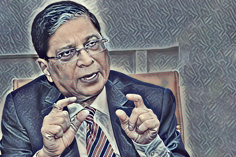 CJI Forms Constitution Bench to Hear 8 Crucial Cases, Keeps Revolting Judges Out
