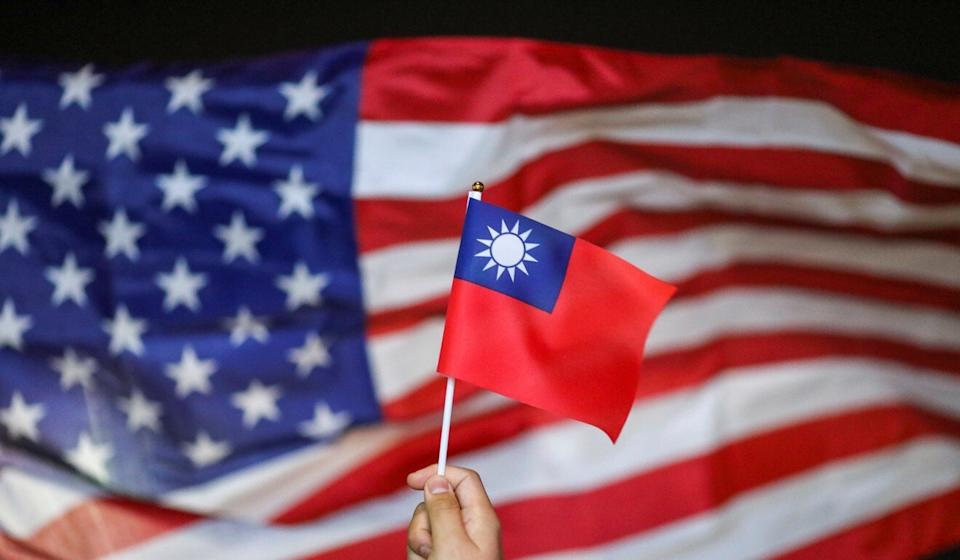 Washington has sought to upgrade its relations with Taipei. Photo: Reuters