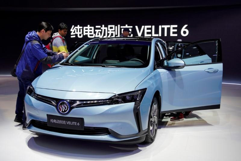 GM to work closely with CATL in its China EV push: executive