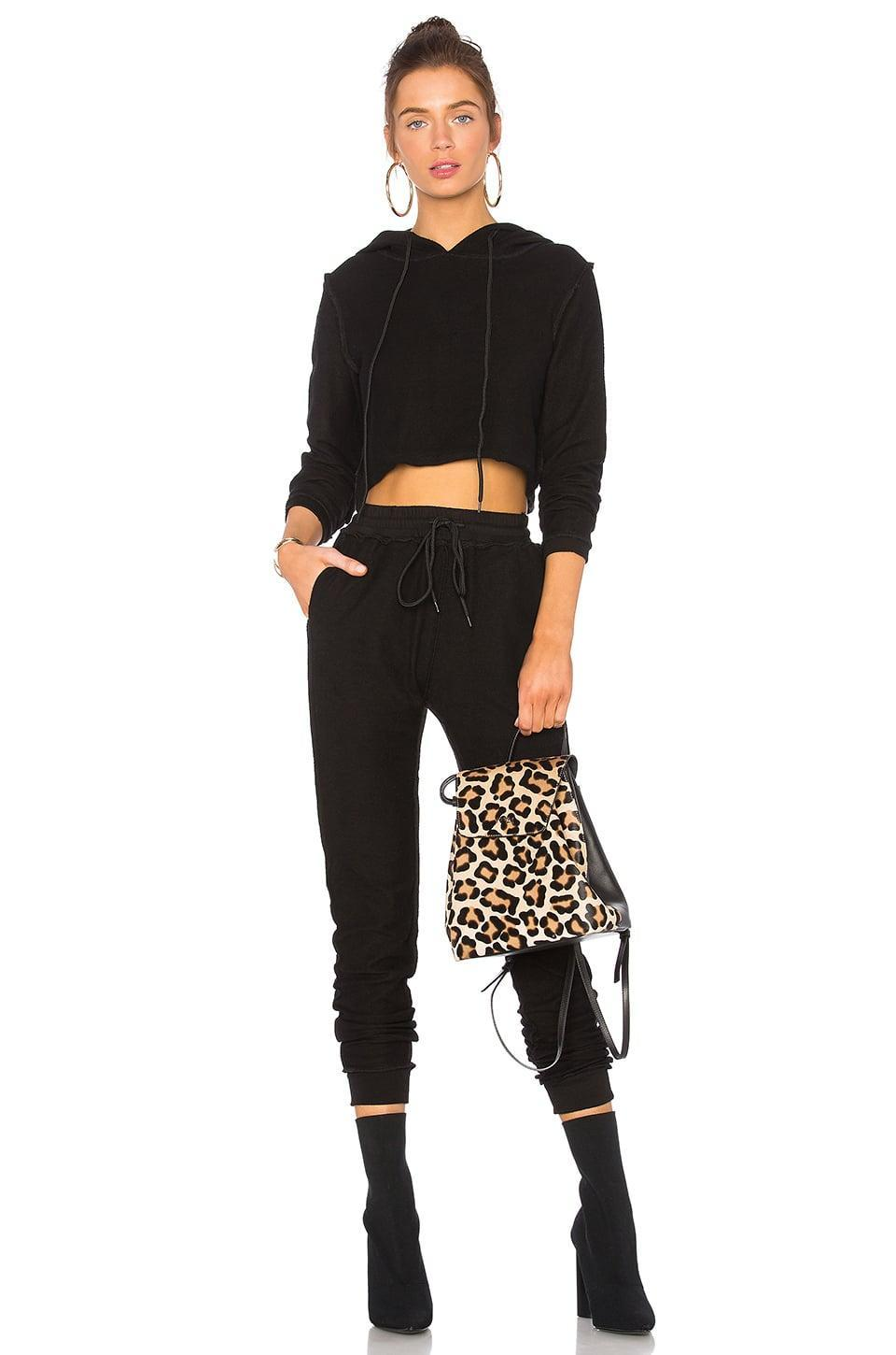 <p>This <span>Danielle Guizio DG Sweatsuit</span> ($125) is exactly what we want to be wearing right now.</p>