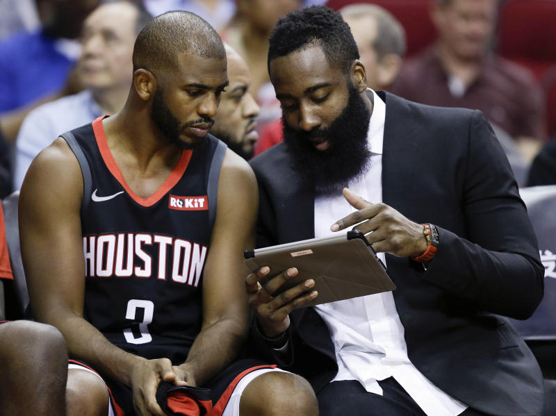 639e1a08a001 The Rockets are  playing like crap  and not just because James Harden is  hurt