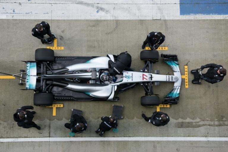 The upcoming Formula One season features a new breed of 'fatter and faster' cars