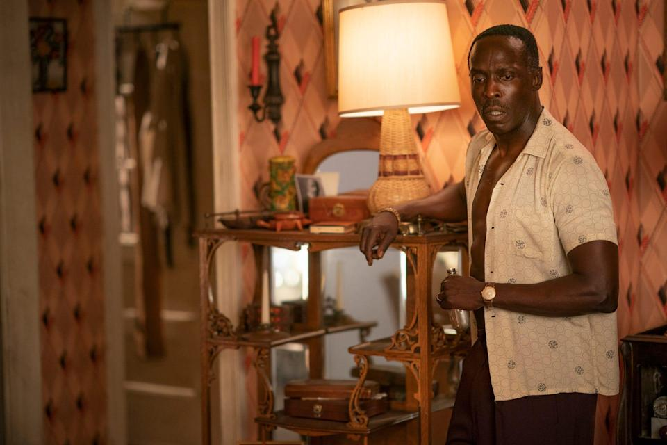 """Michael K. Williams wins posthumous Emmy for outstanding supporting actor in """"Lovecraft Country."""""""