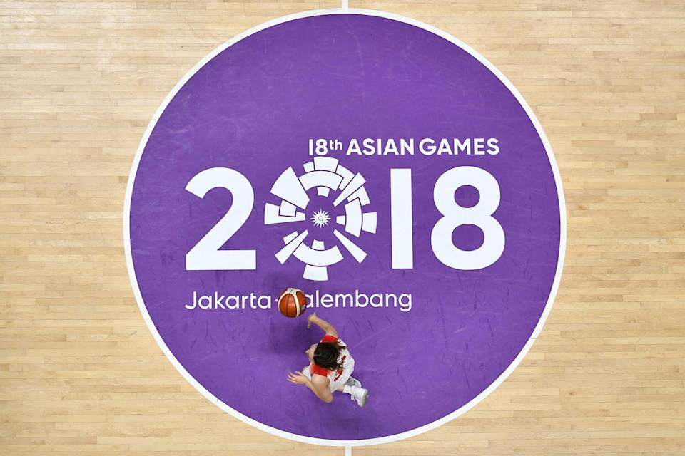 Four members of the Japanese men's national basketball team were sent home from the Asian Games this week after allegedly paying women in Indonesia for sex. (Getty Images)