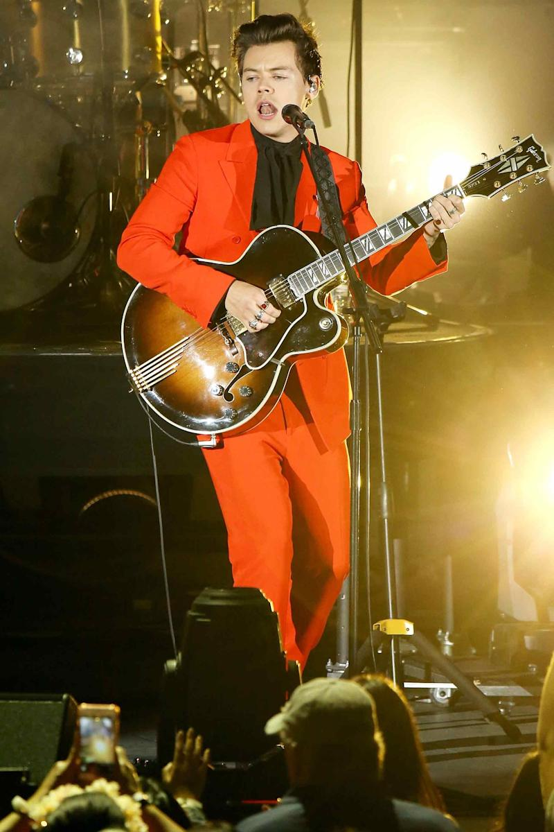 "Performing onstage during the 5th Annual ""We Can Survive"" concert at the Hollywood Bowl in Los Angeles."