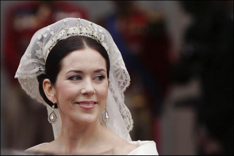 Princess Mary's royal future was laid out in front of her by a psychic at Paddington Market. Photo: Getty Images