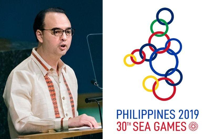 Cayetano calls for unity, support for Filipino athletes on Bonifacio Day