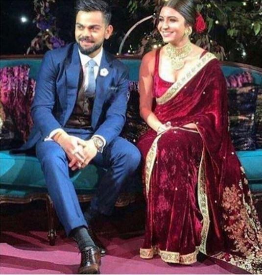 Virushka engagement