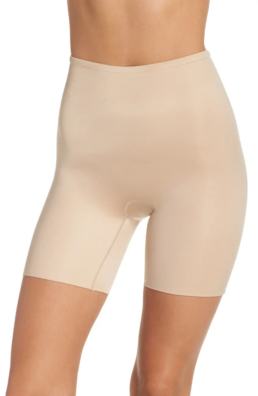 "<br><br><strong>SPANX</strong> Power Conceal-Her Mid-Thigh Shorts, $, available at <a href=""https://go.skimresources.com/?id=30283X879131&url=https%3A%2F%2Fwww.nordstromrack.com%2Fs%2Fspanx-power-conceal-her-mid-thigh-shorts%2Fn3245252"" rel=""nofollow noopener"" target=""_blank"" data-ylk=""slk:Nordstrom Rack"" class=""link rapid-noclick-resp"">Nordstrom Rack</a>"